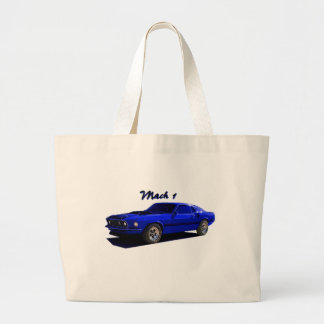 Ford:  Mach 1 Mustang Canvas Bag