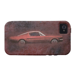 FORD MUSTANG Case-Mate iPhone 4 COVERS