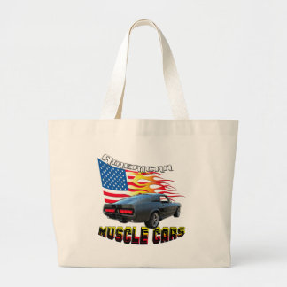 Ford Mustang Fastback Canvas Bag