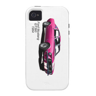 Ford Mustang GT390 1964 iPhone 4/4S Covers