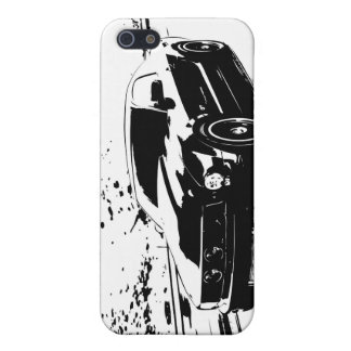 Ford Mustang GT Coupe iPhone 5 Case