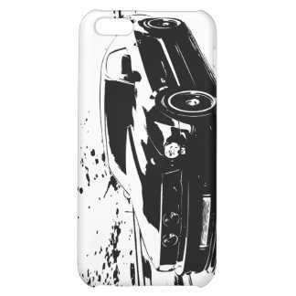 Ford Mustang GT Coupe iPhone 5C Cases