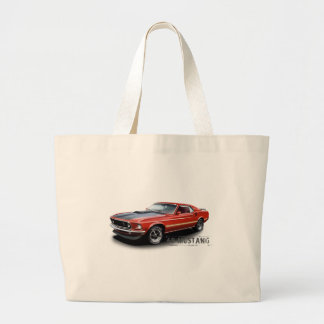Ford Mustang Tote Bags