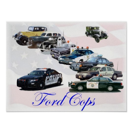 FordCops Posters
