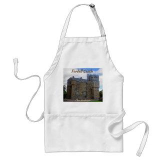 Fordell Castle – Clan Henderson Standard Apron