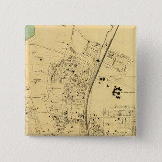 Fordham 15 Cm Square Badge