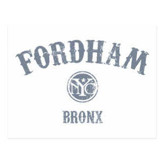 Fordham Postcard
