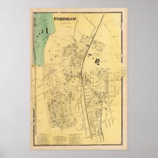 Fordham Poster