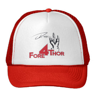 Fore 4 Thor Hat