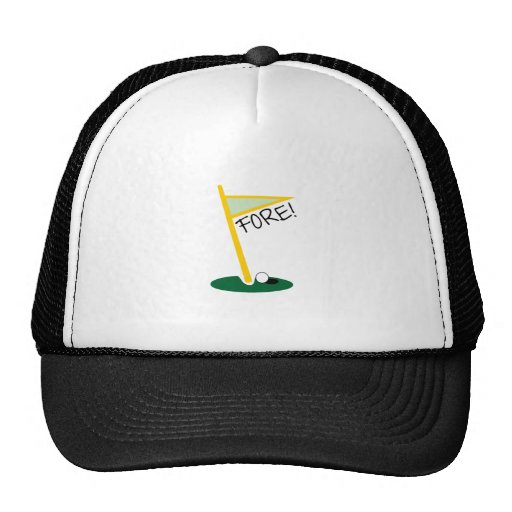 Fore! Hat