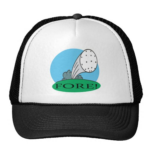 Fore Mesh Hats