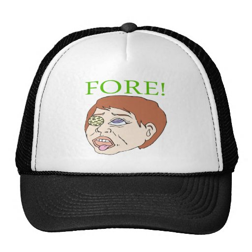 Fore Mesh Hat