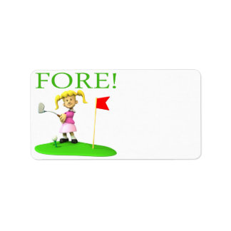 Fore Label