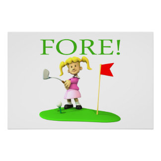 Fore Poster