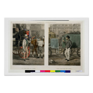 Fore s Contrasts The Driver of 1832 The Driver o Posters