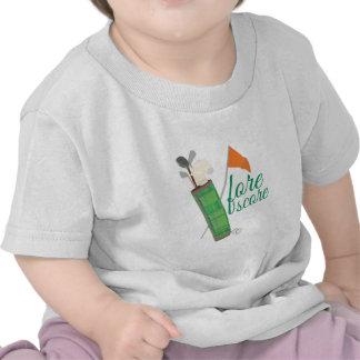Fore Score Tee Shirt