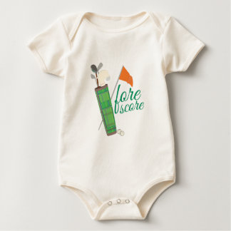 Fore Score Baby Bodysuits