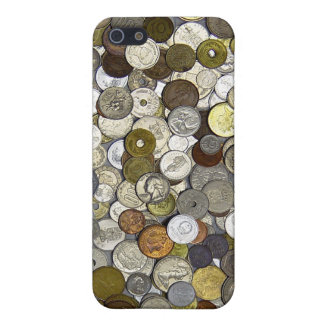 Foreign Coins iPhone 4 Case
