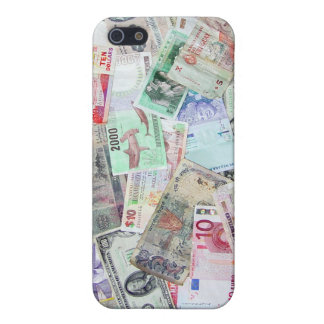 Foreign Currency iPhone 4 Case