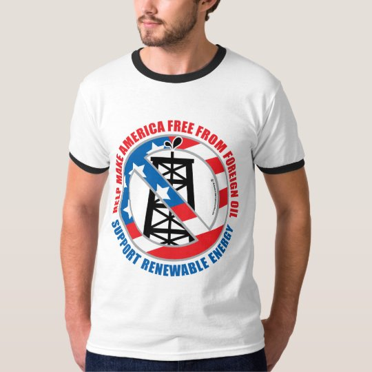 Foreign Oil T-Shirt