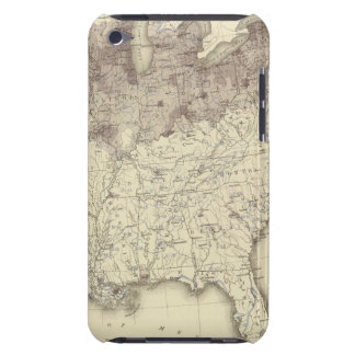 Foreign Parentage 1870 Barely There iPod Case