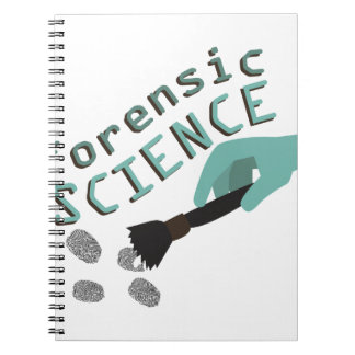 Forensic Science Notebook