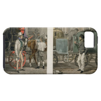 Fore's Contrasts: The Driver of 1832, The Driver o iPhone 5 Covers