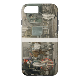 Fore's Contrasts: The Driver of 1832, The Driver o iPhone 7 Case