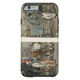 Fore's Contrasts: The Driver of 1832, The Driver o Tough iPhone 6 Case