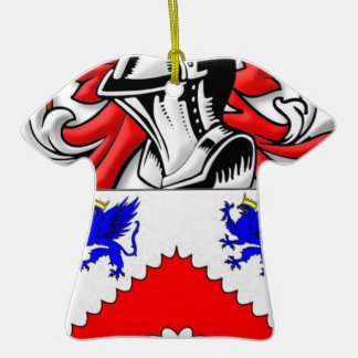 Foresman Coat of Arms Christmas Tree Ornaments