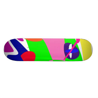 Forest 2 21.6 cm old school skateboard deck