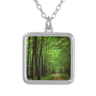 Forest Allegheny Pennsylvania Personalized Necklace