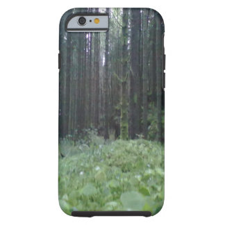 Forest and grass tough iPhone 6 case