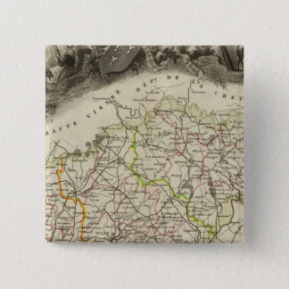 Forest and Landscapes 15 Cm Square Badge
