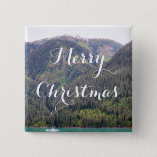 Forest and Mountains Button
