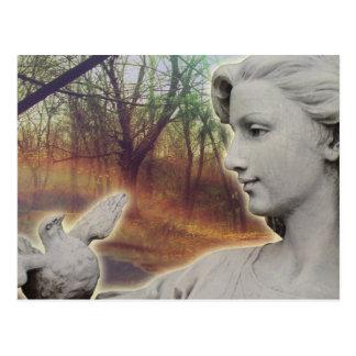 Forest Angel Postcard