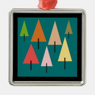 Forest Artistic Impression Christmas Ornament