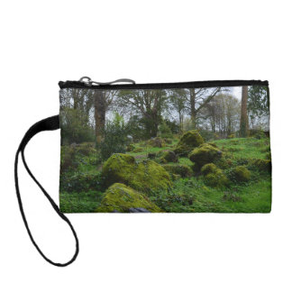 Forest at Blarney Castle Coin Purse