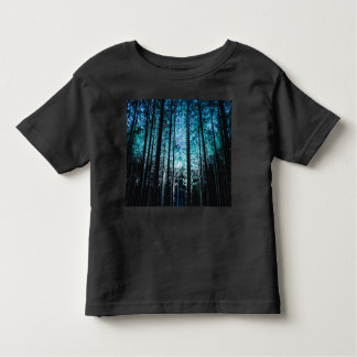 Forest at Night Toddler T-Shirt