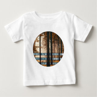 Forest autumn & winter baby T-Shirt