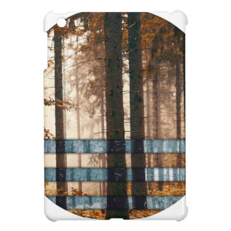 Forest autumn & winter iPad mini covers