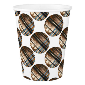 Forest autumn & winter paper cup