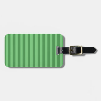 Forest Avenue Luggage Tag
