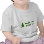 Forest Blessing Tshirt