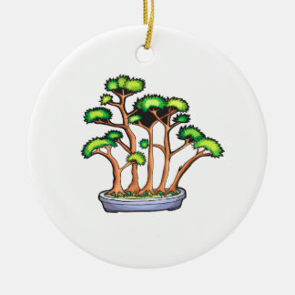forest bonsai planting graphic.png round ceramic decoration