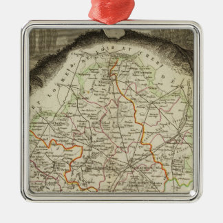 Forest Boundaries Christmas Ornament