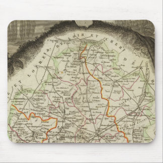 Forest Boundaries Mouse Mat