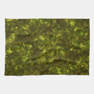 Forest Canopy Eearth Tea Towel