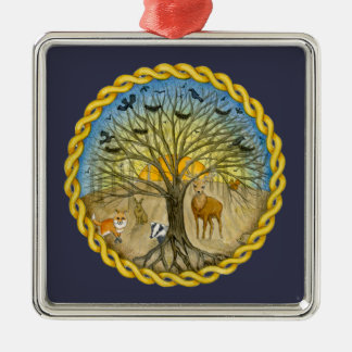 Forest Christmas Ornament
