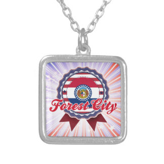 Forest City, MO Personalized Necklace